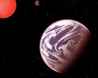 """""""외계인 있을까?"""" 지구와 무게 같은 행성 발견"""